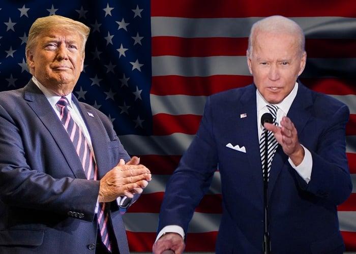 Biden aumenta su ventaja sobre Trump en las intenciones de voto -  Las2orillas
