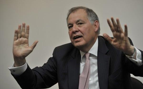 Atacan a Alejandro Ordoñez por desearle suerte al ESMAD el día del paro