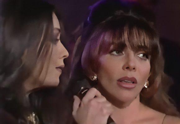 El romance entre Verónica Castro y Ana Gabriel