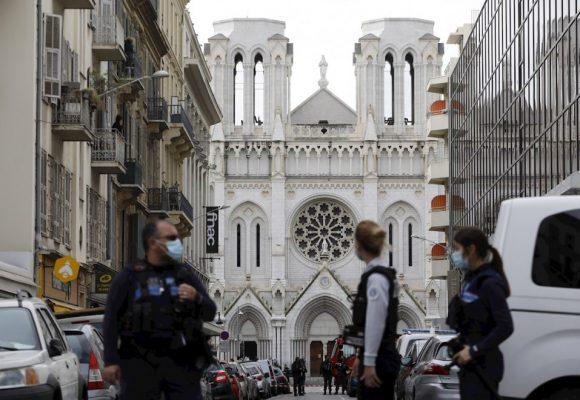 Nueva decapitada en Francia: tres muertos deja ataque terrorista en Niza