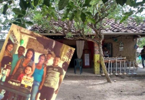 Nueva masacre en casa de líder social asesinado en abril en Mercaderes, Cauca