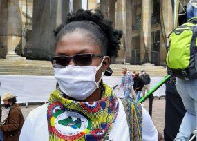 Los afros tienen ya candidata: Francia Márquez