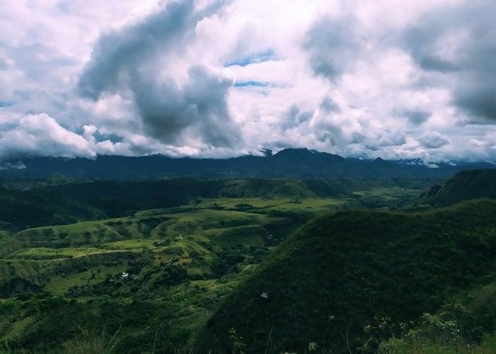 Mercaderes, Cauca, una capital maicera que ya no tiene maíz