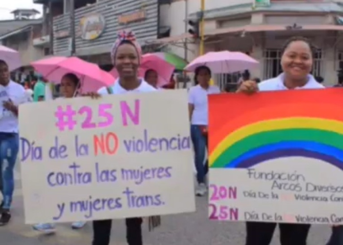 Sobre las disidencias sexuales en Puerto Tejada