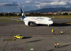 Vuelve Aeroméxico y once aerolíneas más llegan a Bogotá