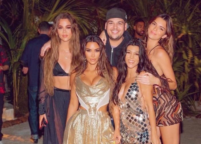 La exuberancia de Kim Kardashian para celebrar sus 40 años
