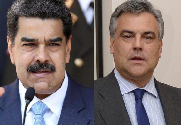 A las patadas sacó Maduro de Venezuela al embajador de España
