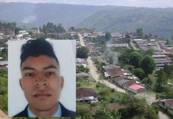 Zozobra en Cajibío por asesinato de joven líder campesino