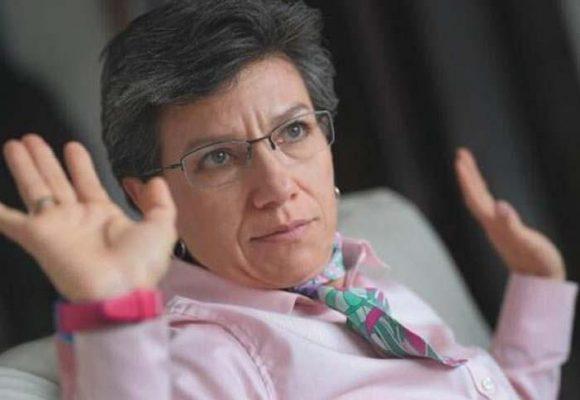 La rabia con Claudia López por construcción de Transmilenio en la Séptima