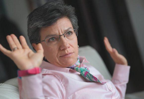 El desprecio de Claudia López con los vendedores ambulantes