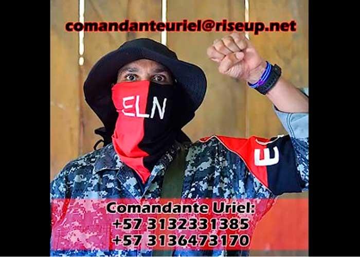 El comandante Uriel, un político extraviado en la guerrilla