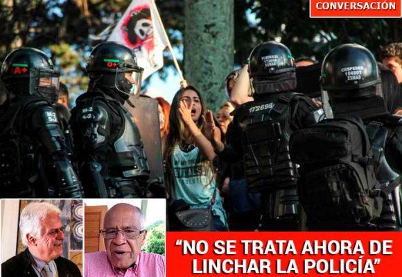 ¿Por qué la policía siempre se desmadra en Colombia?