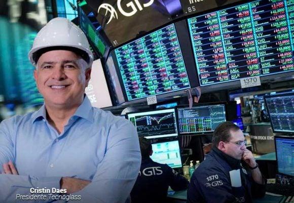 Tecnoglass sube en Wall Street