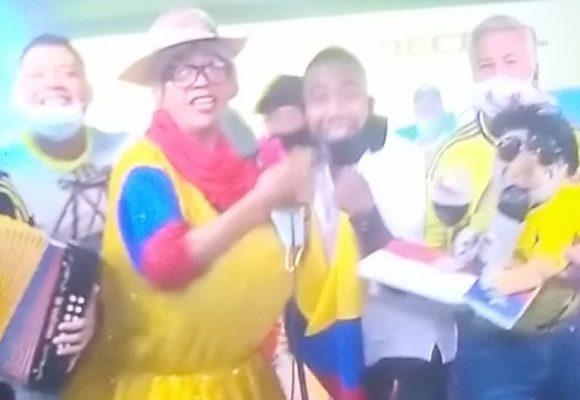 Doña Leopo, la sal que Caracol le está echando a la Selección Colombia
