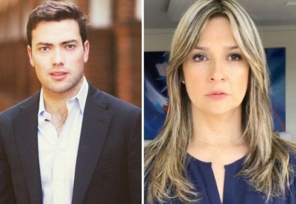 La furia de Esteban Santos con Vicky Dávila por su columna sobre Odebrecht