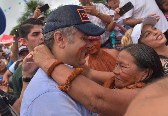 La traición de Iván Duque a los indígenas colombianos