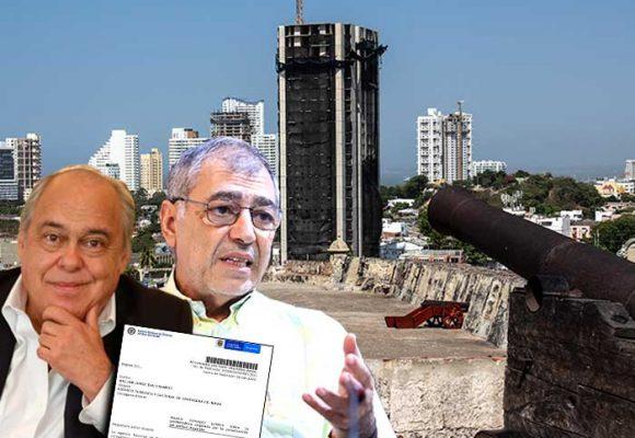 Puntillazo final para la demolición del edificio Acuarela en Cartagena