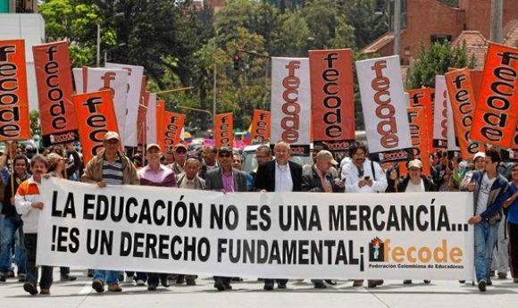 El odio que sienten los seguidores de Uribe por los profesores rebeldes
