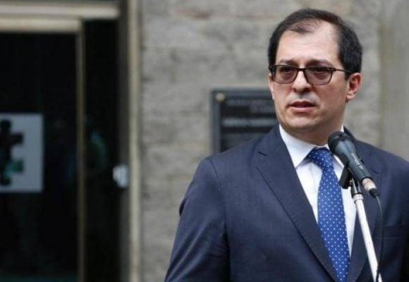 El investigador estrella antinarcóticos no aguantó la presión de Francisco Barbosa