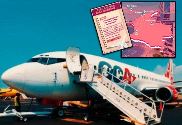 Alza vuelo en Colombia GCA Airlines, otra competencia de Avianca