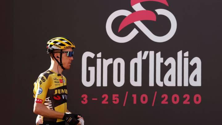 El Coronavirus pone en riesgo al Giro de Italia