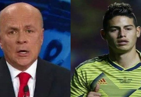 Ni marca, ni corre: Carlos Antonio Vélez tiene razón con James
