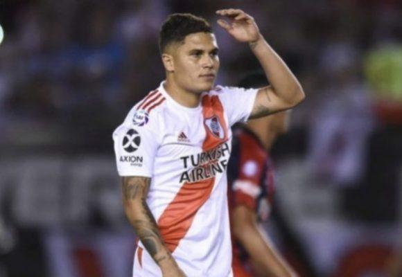 La decepción de los hinchas de River con Juanfer Quintero