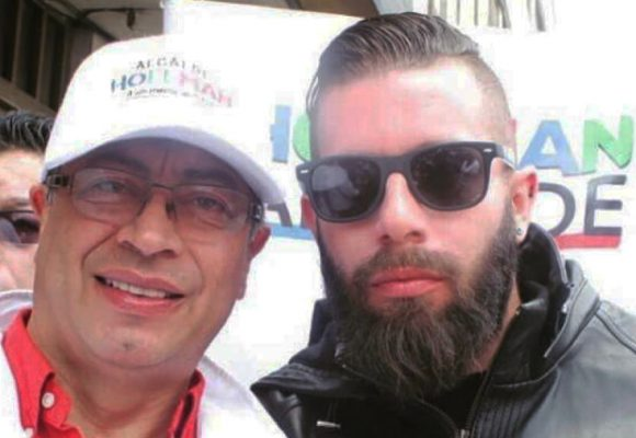 ¿Levy Rincón se le volteó a Gustavo Petro?