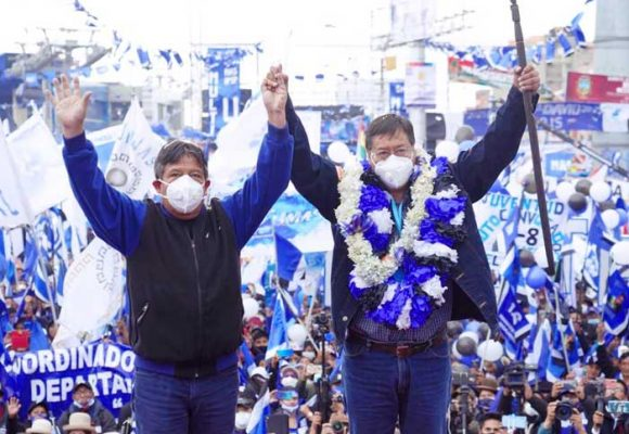 Luis Arce nuevo presidente de Bolivia, regresa Evo al poder