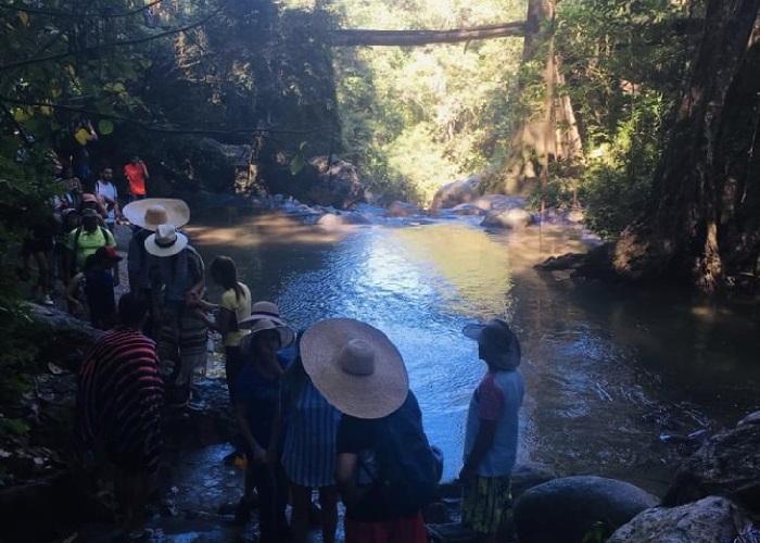 El masivo y corrosivo turismo en Minca, Magdalena