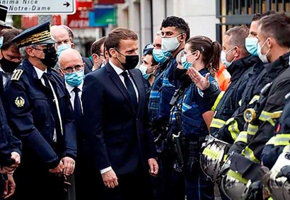 El fascismo Islámico llega a Francia