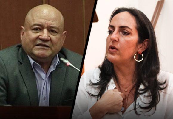 El complicado reencuentro de Carlos Antonio Losada con sus colegas del Senado