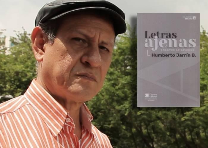 Las 'Letras ajenas' de Humberto Jarrín