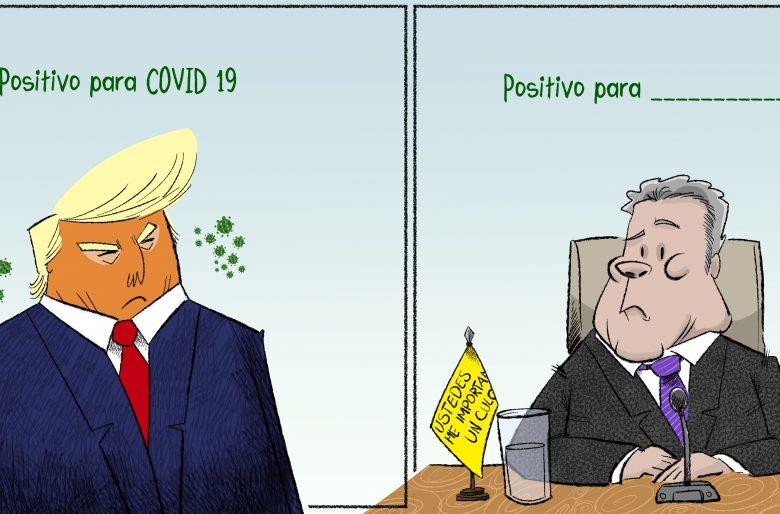 Termine usted la caricatura