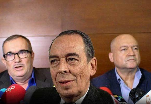 Las Farc, Álvaro Gómez, el Establecimiento y el Régimen