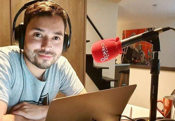 Steven Arce, el único de los jóvenes periodistas fútboleros que tiene cerebro