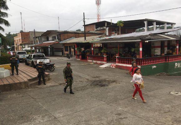 Tarazá, un municipio que sólo respira tragedia