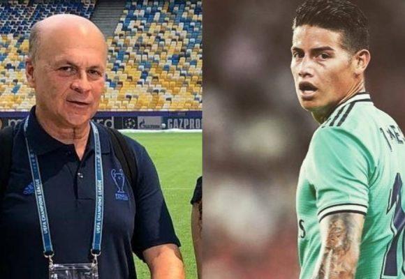 Carlos Antonio Vélez descuartizó a James Rodríguez