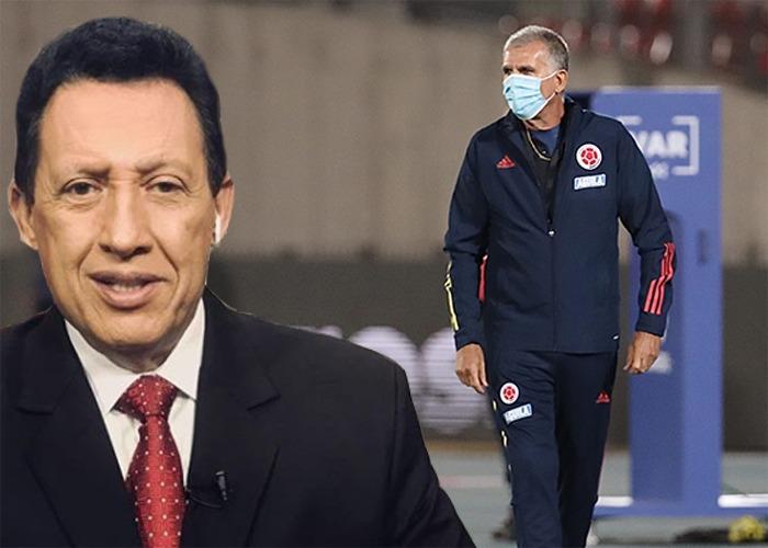 ¿Y cuándo va a pedirle disculpas Óscar Rentería a Queiroz?