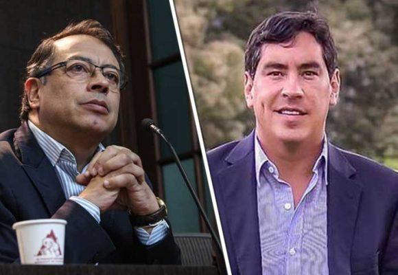 Congresista uribista llama asesino a Gustavo Petro