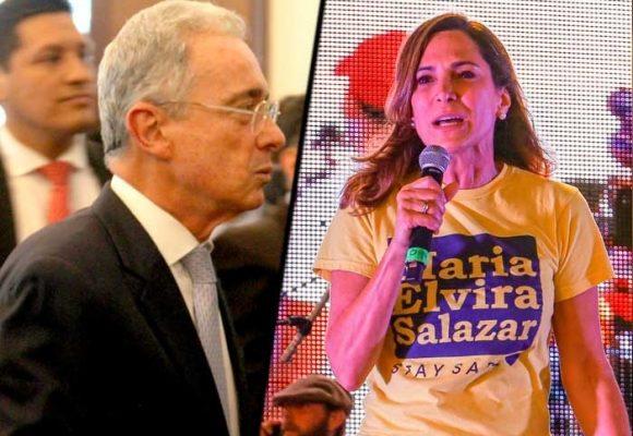 ¿Qué hace Uribe promoviendo a una candidata republicana?