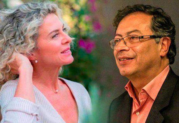 Margarita Rosa y su defensa a Gustavo Petro