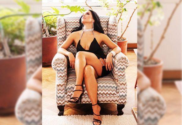 Diana Ángel, con su belleza, transforma a uribistas en mamertos