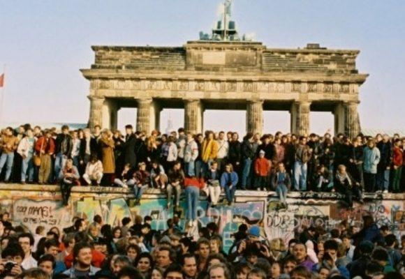 Estar en Berlín del 2 al 3 de octubre de 1990
