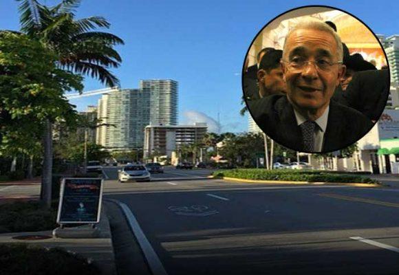 Miami, el fortín uribista fuera de Colombia
