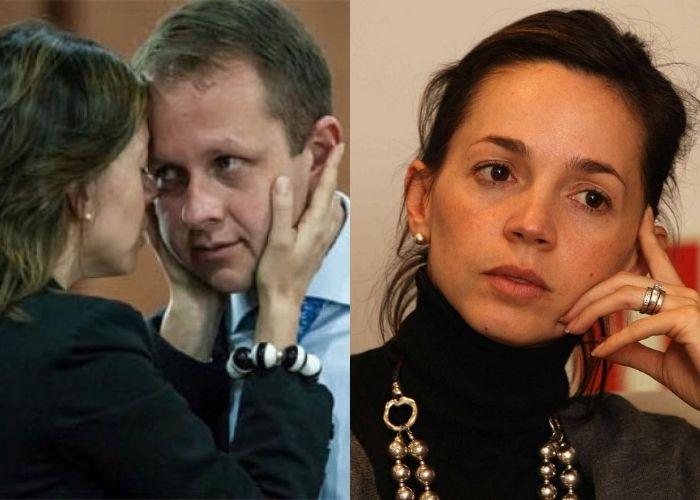 El suplicio de la esposa de Andrés Felipe Arias
