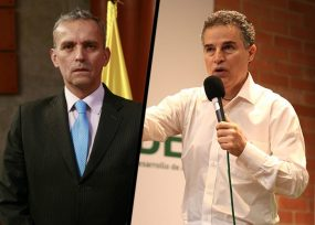 Duro regaño al fiscal Jorge Hernán Diaz por el caso de Aníbal Gaviria