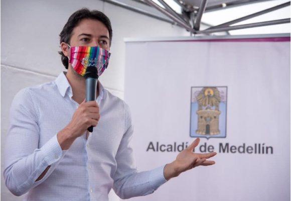 Daniel Quintero ¿sin estrategia para contener la Covid-19 en Medellín?