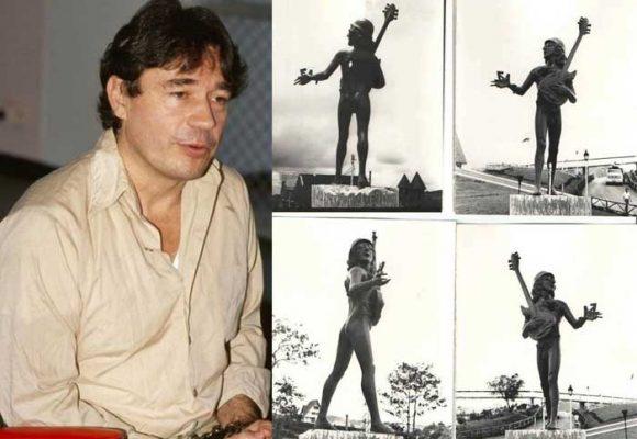 ¿Quién se robó el John Lennon que mandó a construir Carlos Lehder?