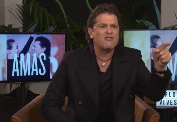 VIDEO: Carlos Vives se defiende de los puristas del vallenato